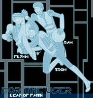 Tron - For The User by liliy