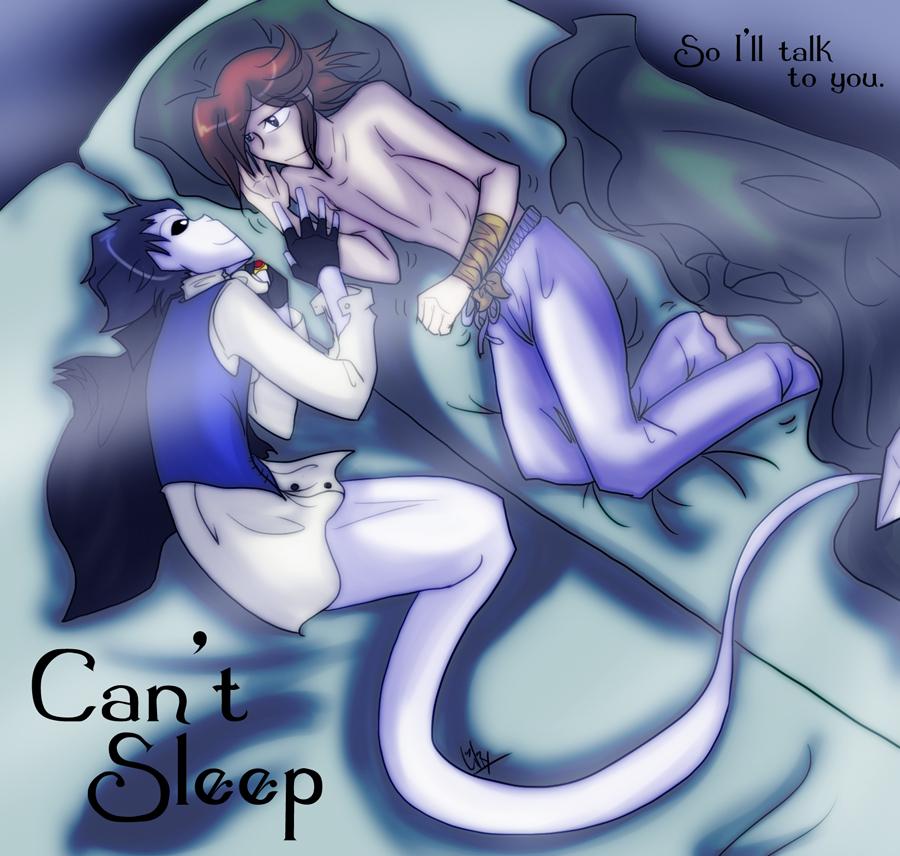 WaM - Can't Sleep Ben - Eclat by liliy
