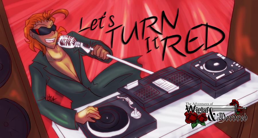 WaM - Ruby Turns it Red