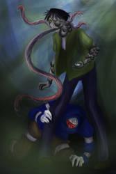 L4D - Smoker Hunter Team by liliy
