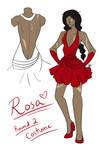 RF11 - Rosa Round 2 Costume