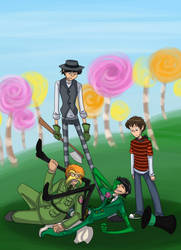 Lorax - Four Is A Crowd by liliy