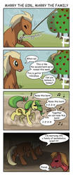 MLP - Marry the Girl, Marry The Family by liliy