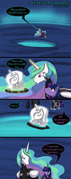 MLP-Tron Identity with Ponies by liliy