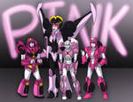 TF - Pink Transformers