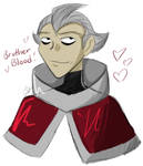 Brother Blood - sketch