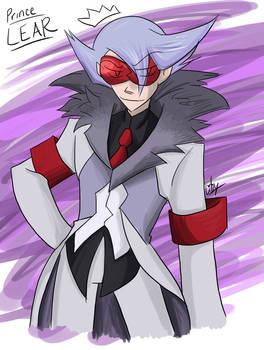 Pokemon Masters Prince Lear