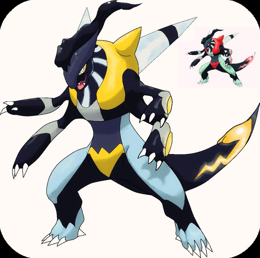 legendary electric pokemon - photo #33