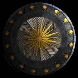 Shield for Wonder Woman by Saifers