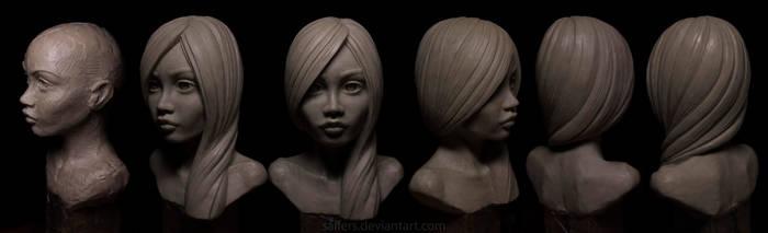 Girlie WIP by Saifers