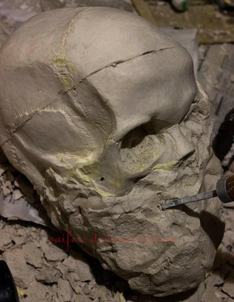 skull 2 by Saifers