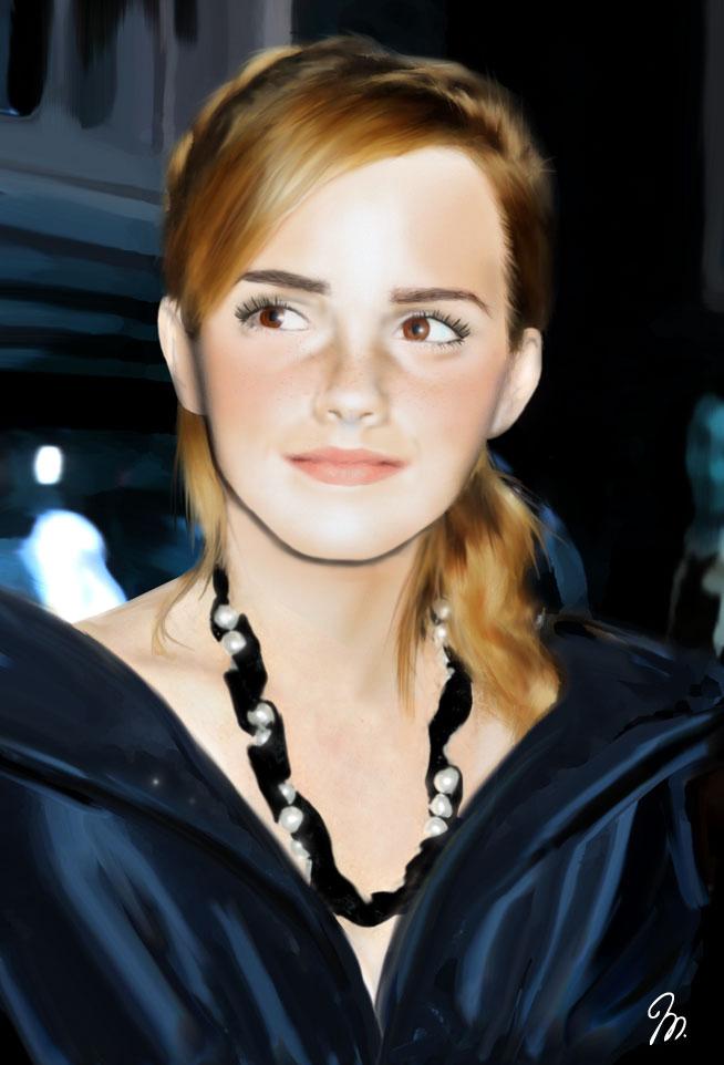 .: Emma by smxx