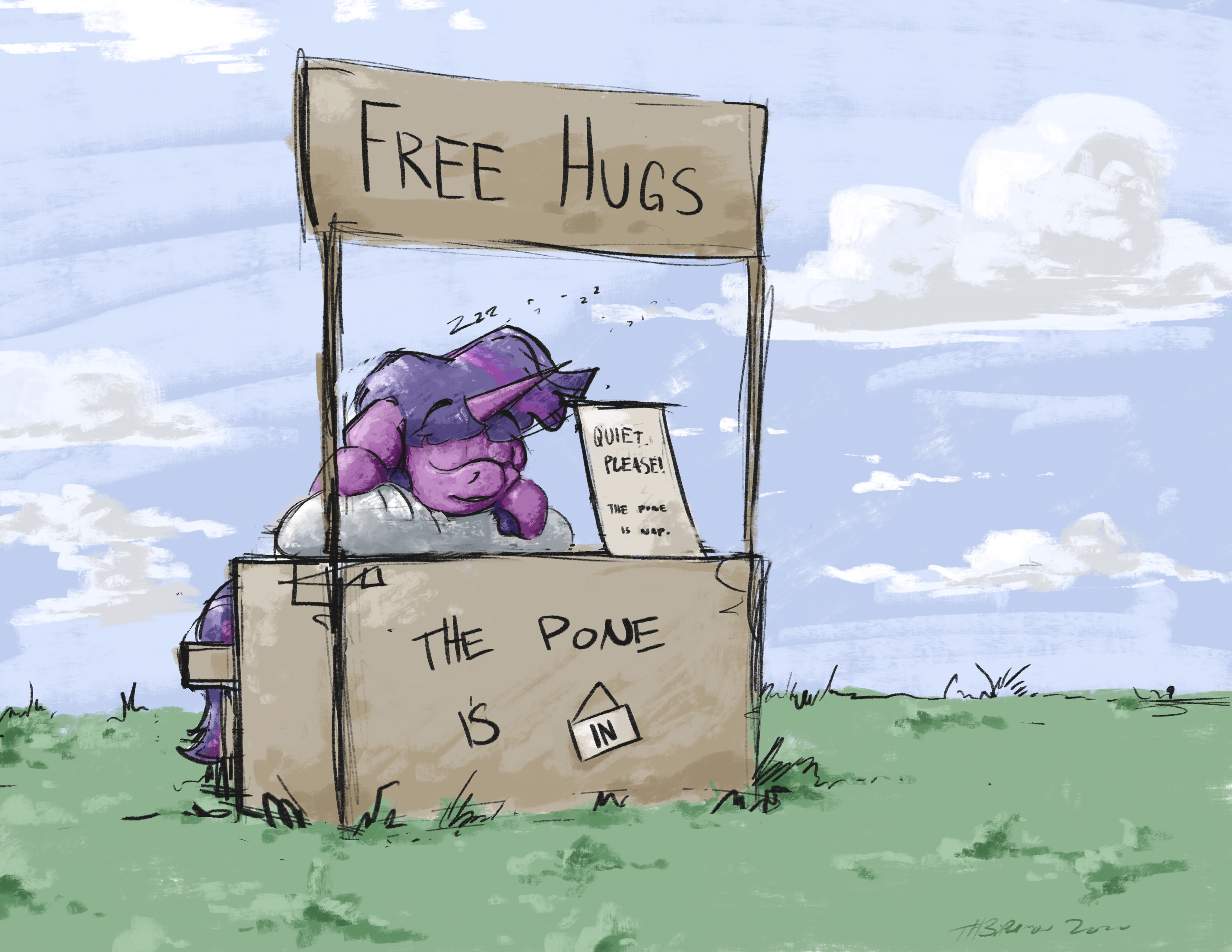 More Free Hugs