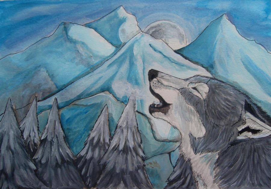 Winter's Melody by LabradoriteWolf