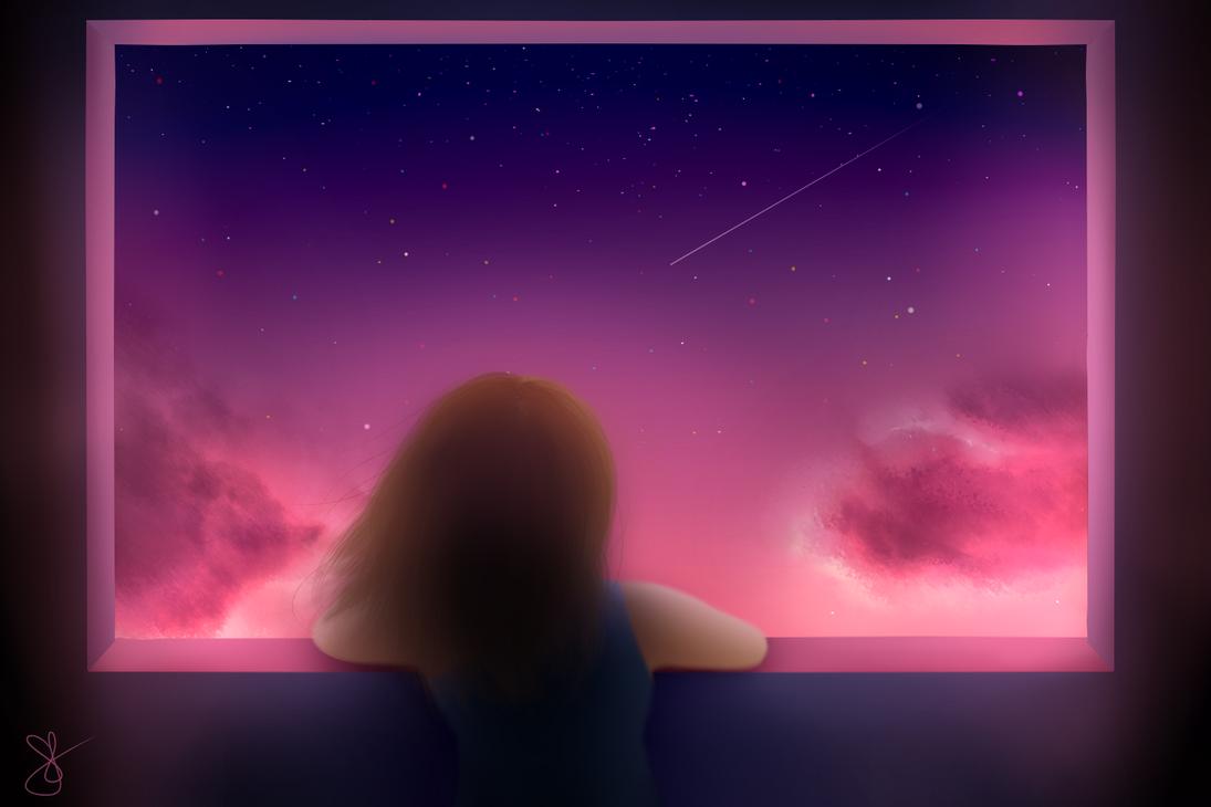 ~Sunset~ by SilverMoonXXIII