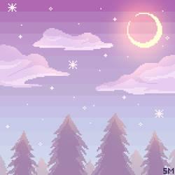 Pixel art - Dream