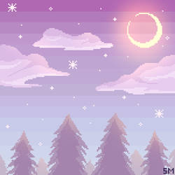 Pixel art - Dream