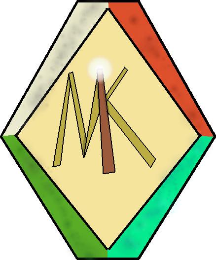 Magi-Knight logo V2 by Sira-Belpios