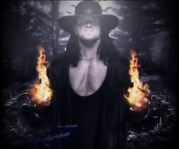 Undertaker Wallpapers By QuikiGraph