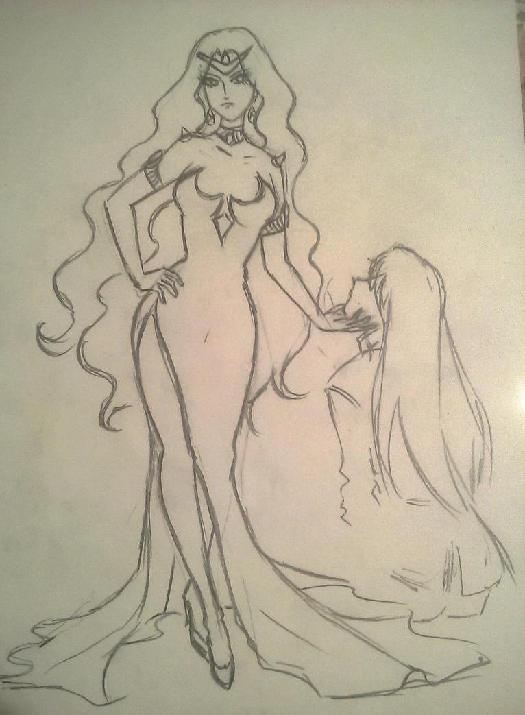 Queen Beryl by Paut-Tina