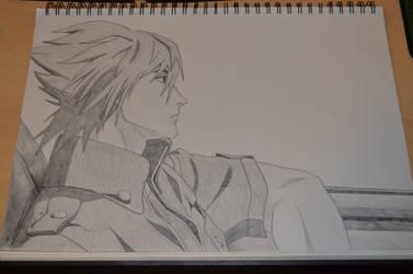 Noctis - Final Fantasy XV by mirkz2005