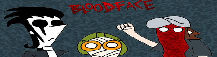 Bloodface Banner Entry by MeliciousMan