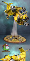 Imperial Fists Stormtalon