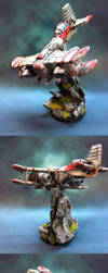 Warzone Resurrection Emancipator Combat Aircraft by HomeOfCadaver