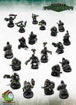 Shadow War Armageddon Ork German WW2Themed Warband by HomeOfCadaver