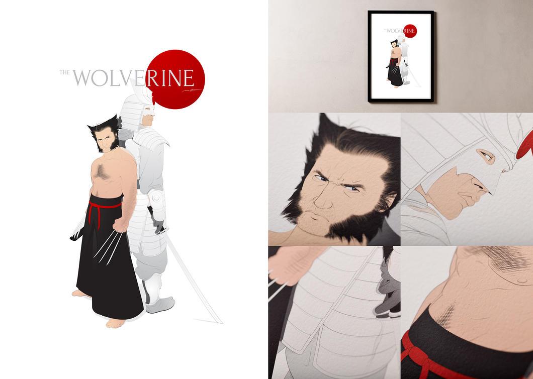 The Wolverine by MattLanham