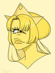 Lemon Sapphire