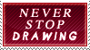 Motivation Stamp by In-The-Machine