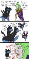 Pokemon: EvoLOLution