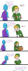 Zelda: A Fi Comic by In-The-Machine