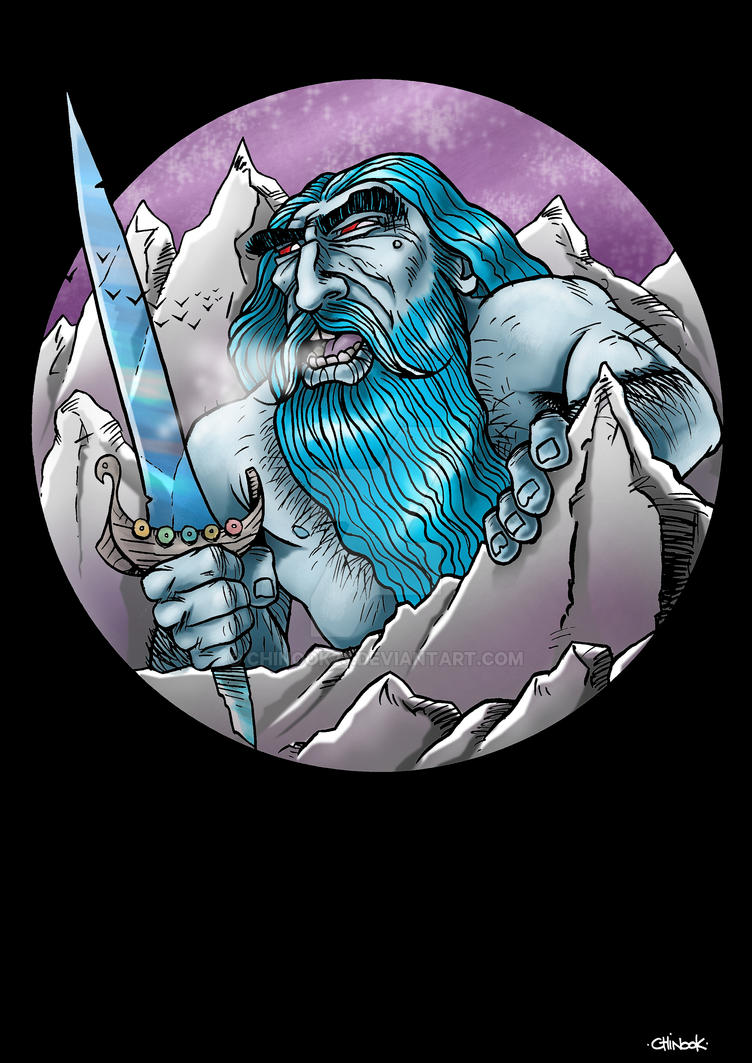 FROST GIANT by chinook23