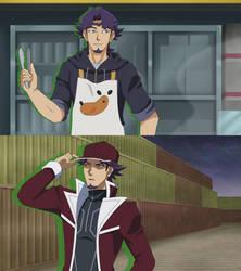 'glory' fake screenshots by BlackThunder-chan