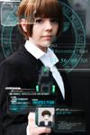 Akane Tsunemori [Psycho Pass] by Tenshiii3