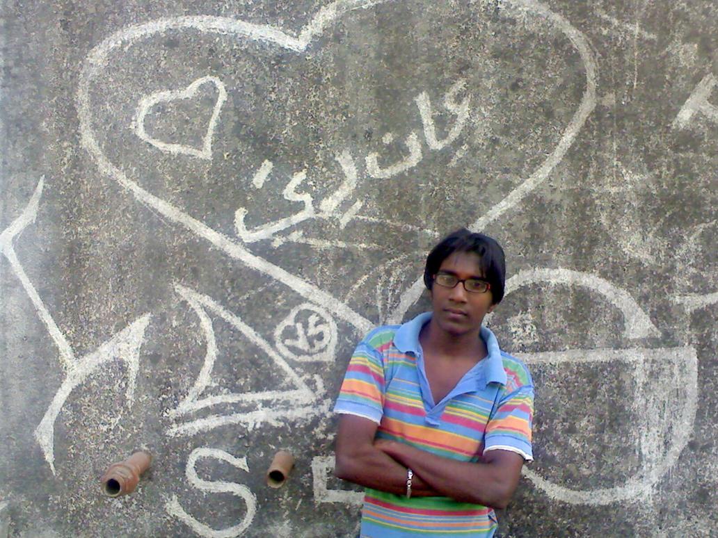 grafiti n Me by MOOZEAZZY