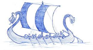 Biro Dragon Boat
