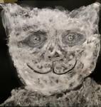 Clay Slip Cat