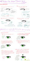 tutorial- how to draw eyes
