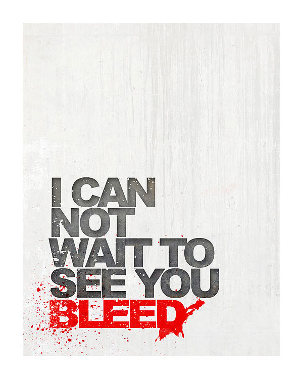 Bleed by shebid