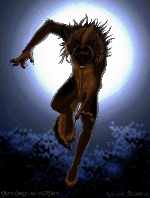 WhearWolf by Kihara-Quagga