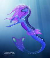 It's a Seahorse by Kihara-Quagga
