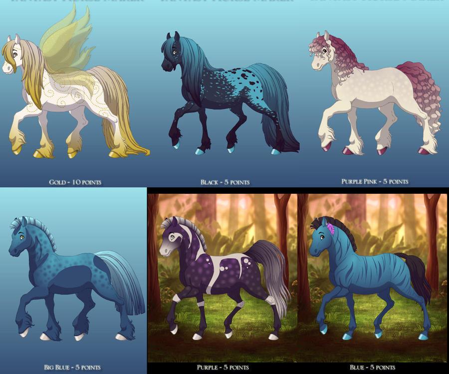 Cheap Point Adoptable Horses by Kihara-Quagga