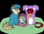 Easter nerds