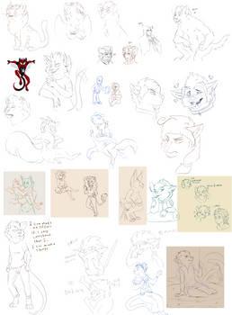 Sketch dump 10