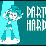 Party Hard by MLaaTRScribbles