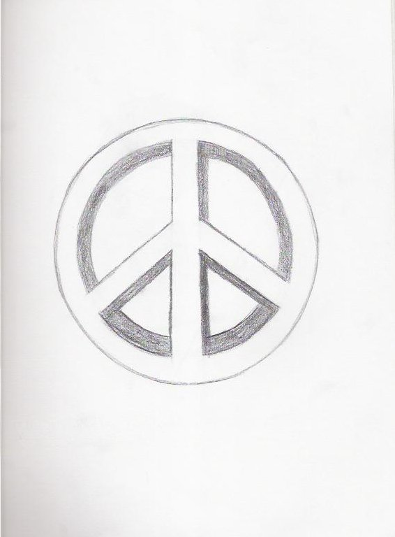 Peace Drawing By Gothic Serenity On Deviantart
