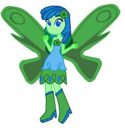 Aqua Butterfly EQG: Gift for ToonLinkTheFairy by EpicCartoonsFan
